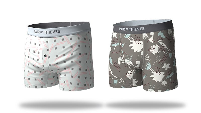 Illustration for article titled Black Friday Bests From Pair Of Thieves: Save 20% On All Underwear And Sock Styles