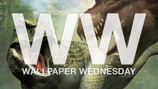 Welcome to Jurassic Wallpaper Wednesday