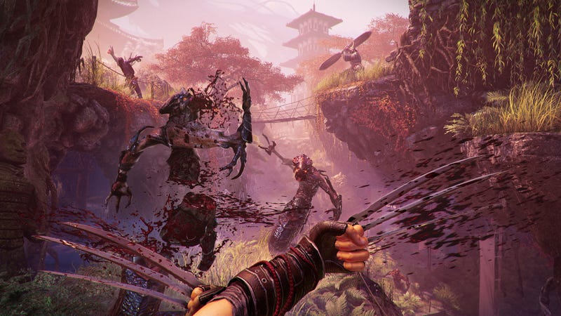 Illustration for article titled Shadow Warrior 2 Is Ridiculous In A Lot Of Good Ways