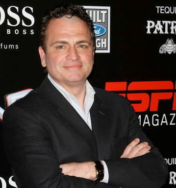 Jay Mariotti at Jan. 2009 ESPN the Magazine event in Tampa, Fla.(Alexander Tamargo/Getty Images for ESPN the Magazine)