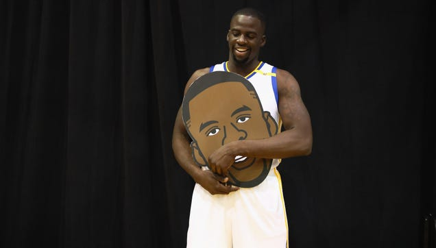 Draymond Green Will Be Tolerated As Long As He Continues Helpin…