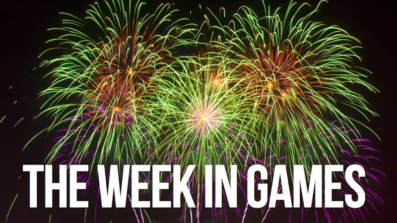 Illustration for article titled The Week in Games: No Fireworks Show