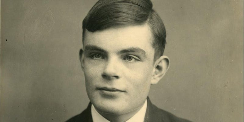 Illustration for article titled Alan Turing's Hidden Manuscripts Are Up For Auction