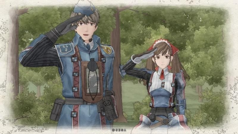 Illustration for article titled Valkyria ChroniclesIs Coming To PS4 In The West