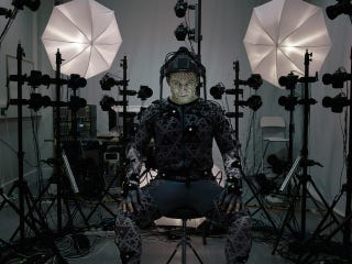 Illustration for article titled Here's Who Andy Serkis Will Be Playing In Star Wars: The Force Awakens