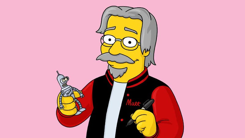 Illustration for article titled What Animated Series Could Matt Groening Be Creating for Netflix?