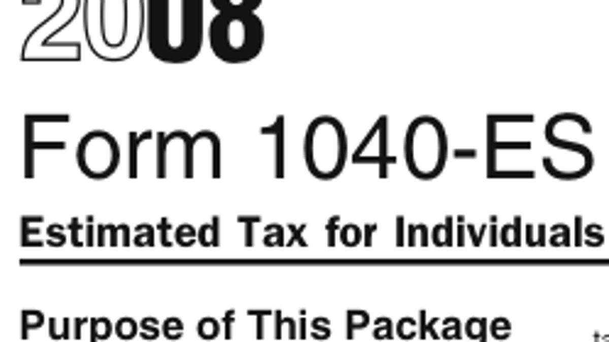 How do you set aside estimated tax payments falaconquin