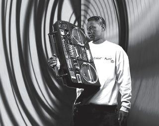 Illustration for article titled Nat King Cole and Hip-Hop Soul