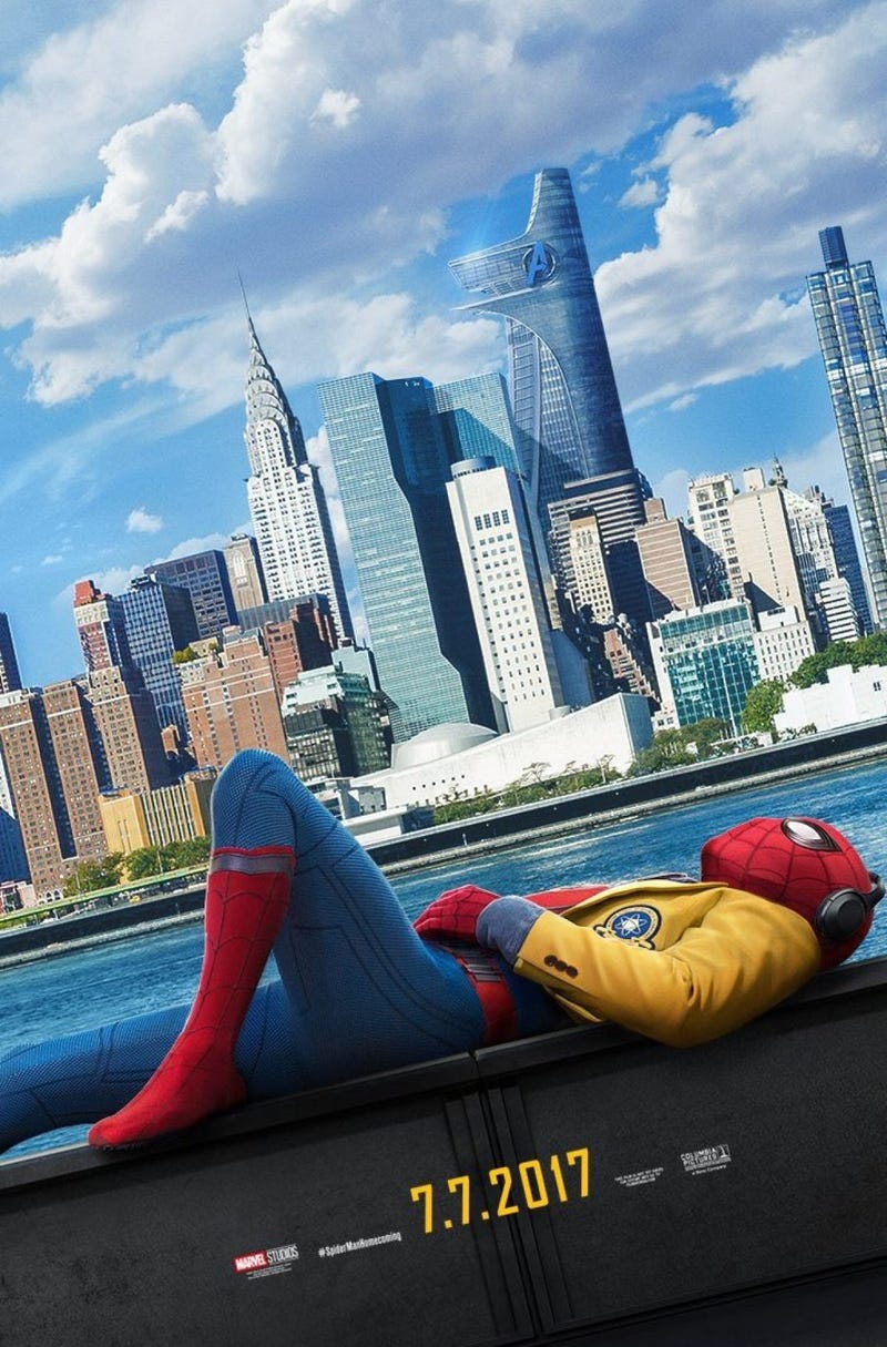 Spiderman Homecoming Post 02