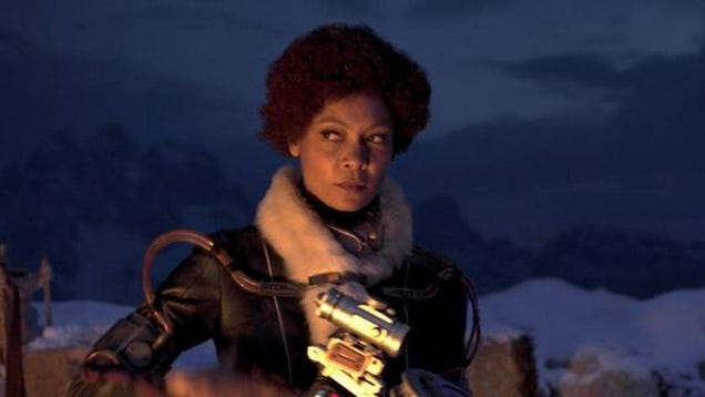 Thandiwe Newton Knows Her Solo: A Star Wars Story Character s Death Was Bad
