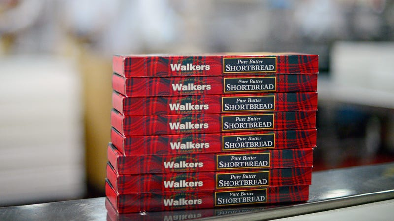 Illustration for article titled Walkers Shortbread blames butter for crumby profits
