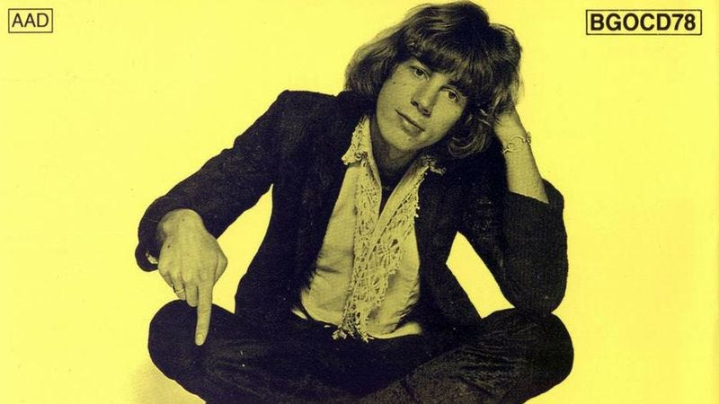Illustration for article titled R.I.P. Kevin Ayers, founding member of Soft Machine