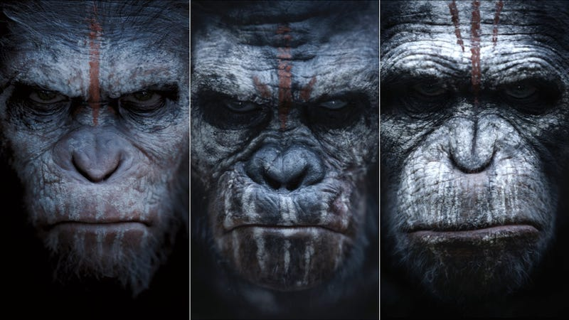 Illustration for article titled Meet the new ape army from Dawn of the Planet of the Apes