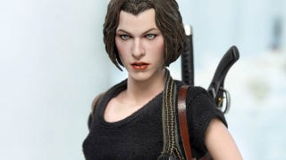Illustration for article titled Resident Evil's Milla Jovovich, Now Yours to Buy