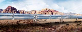 Illustration for article titled Un nuevo estudio revela más detalles sobre cómo sería Hyperloop