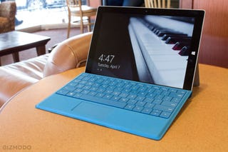 Illustration for article titled Microsoft's Surface 3 Now Has a Swanky LTE Version