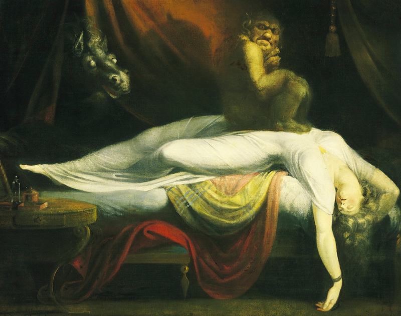 Illustration for article titled This Documentary About Sleep Paralysis Looks Absolutely Terrifying