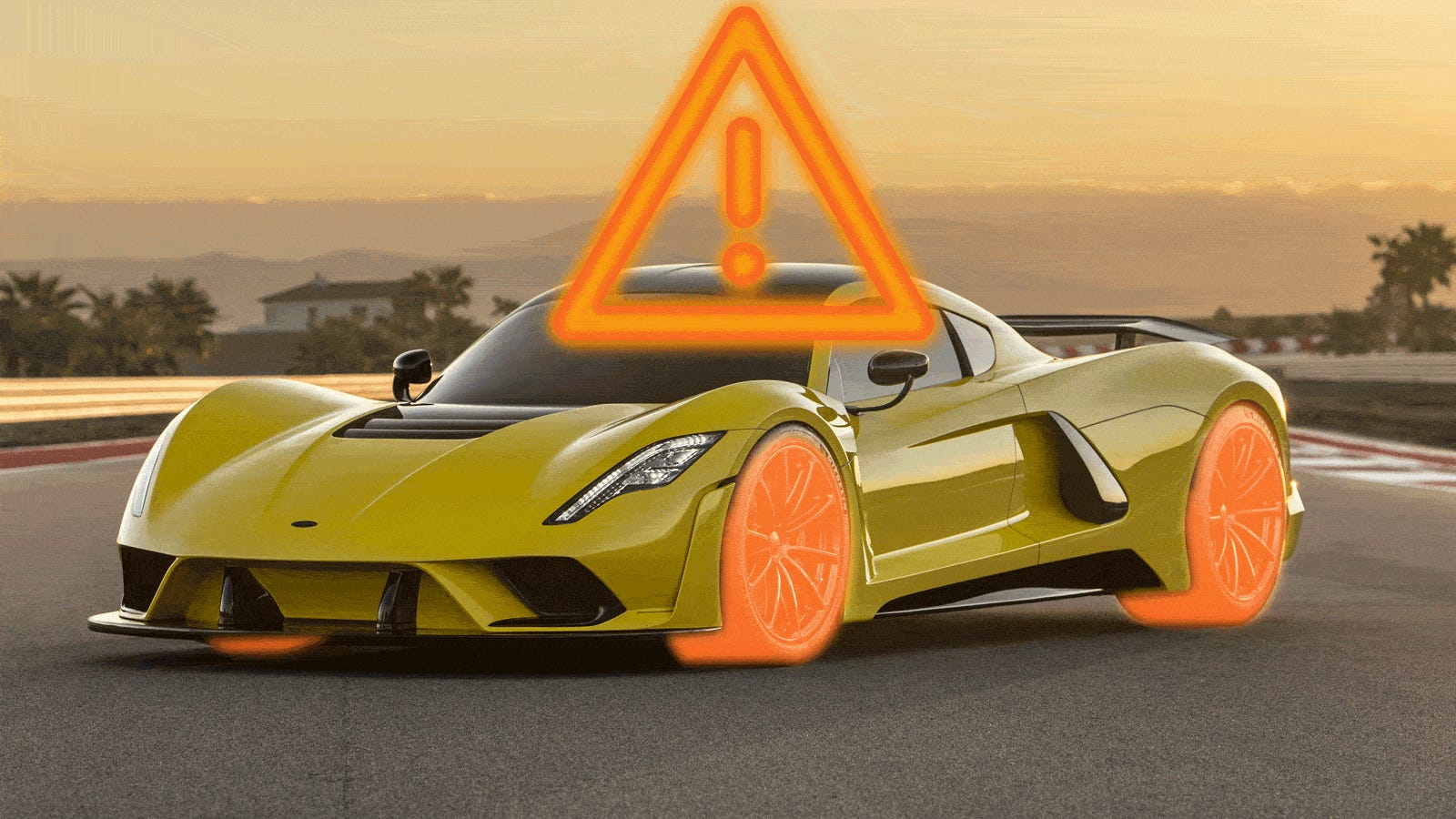 Four Reasons To Be Skeptical That Hennessey's Venom F5 Will Break