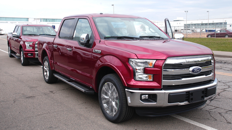 2012 F150 3.5L EcoBoost Information & Specifications