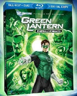 Illustration for article titled Green Lantern: Emerald Knights Cover