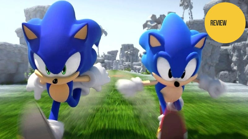 Illustration for article titled Sonic Generations: The Kotaku Review