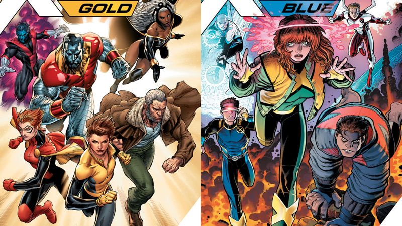 Illustration for article titled Here Are Your New X-Men Teams
