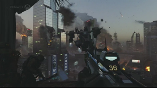 Illustration for article titled Call of Duty: Advanced Warfare Barely Looks Like It Happens on Earth