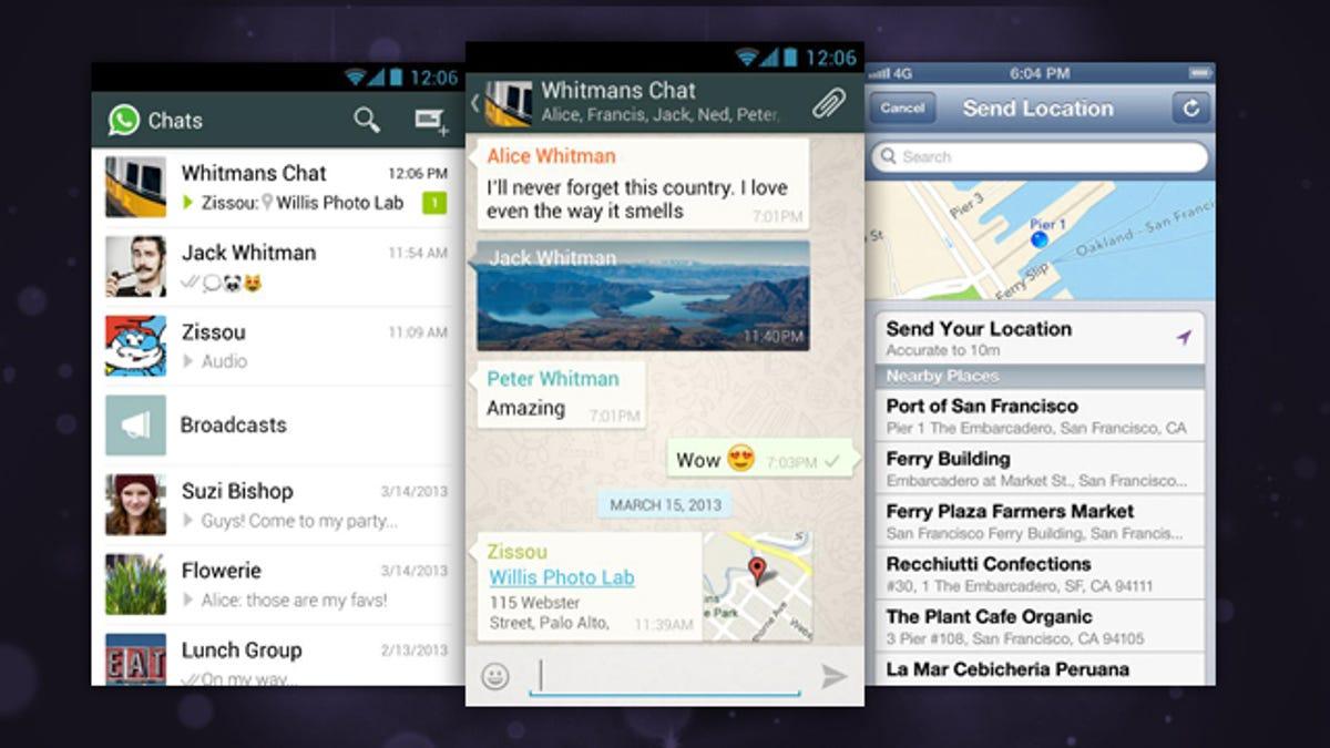 Five Best Alternative Texting Apps