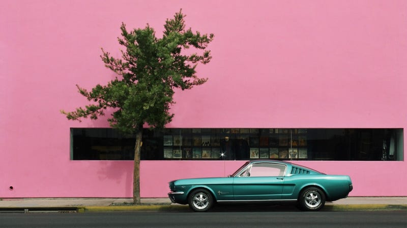 Illustration for article titled Let's Try To Find This Stolen Classic Mustang