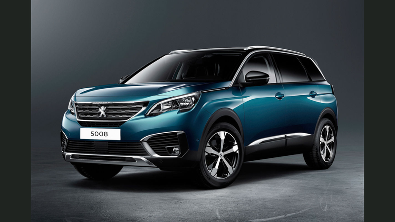 Illustration for article titled Peugeot 5008: This is it