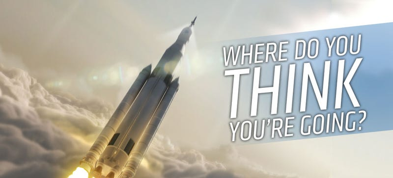 Illustration for article titled What NASA Isn't Saying In NASA's Big Rocket Announcement