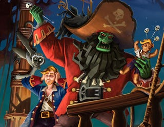 Illustration for article titled Monkey Island 2 Is What All iPad Gaming Should Be