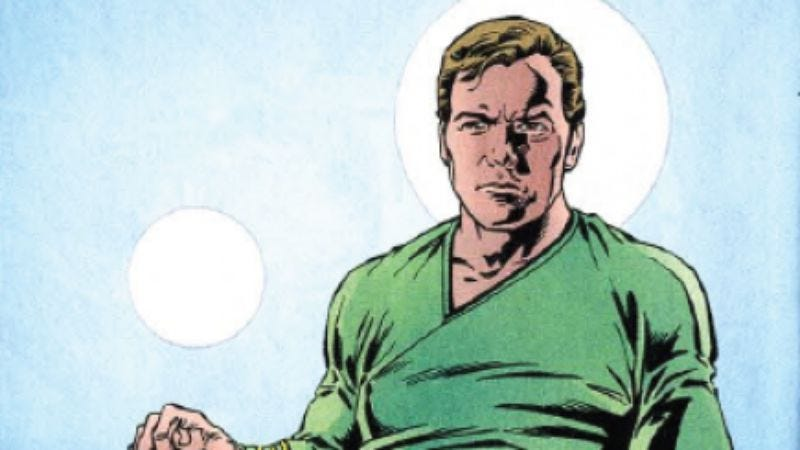 Illustration for article titled William Shatner now has his own comic-book imprint