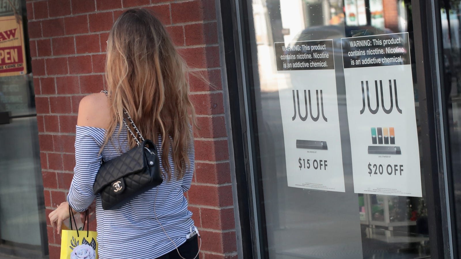 Juul Is in Deep Shit With the FDA for Claiming Its Vape Products Were Safer Than Cigarettes