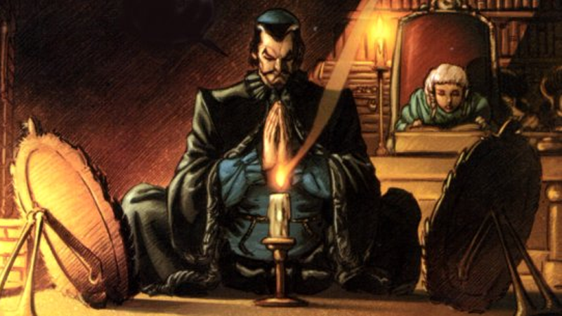 Illustration for article titled Why Did Marvel Say No to a Doctor StrangeMovie From Neil Gaiman and Guillermo del Toro?