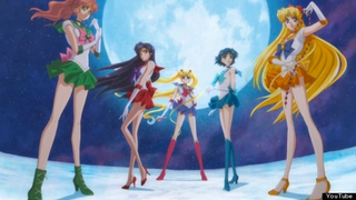 Illustration for article titled SAILOR MOON CRYSTAL!!!