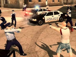 Illustration for article titled Saints Row 2 Has Hidden Zombie Mini-Game