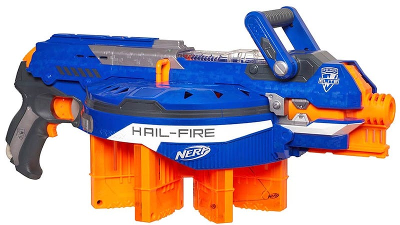 Nerf Elite AccuStrike FalconFire -- best nerf guns