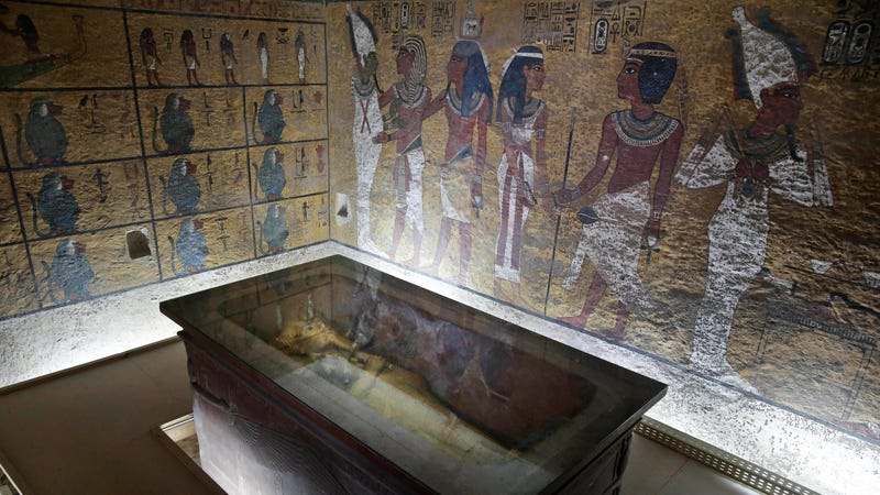 The Curse Of King Tuts Tomb Torrent: There's No Secret Chamber Behind King Tut's Tomb