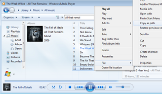 Illustration for article titled WMP Plus Adds a Number of Customizable Tweaks to Windows Media Player