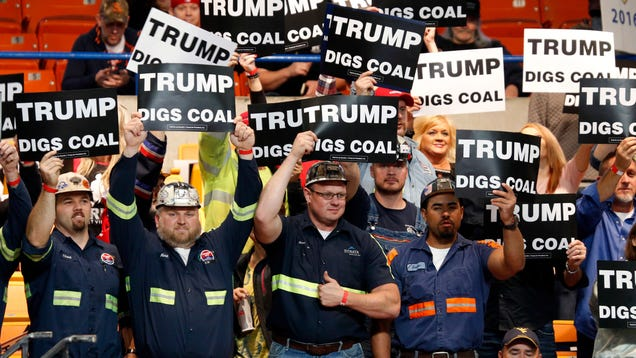 More U.S. Coal Power Retired Under Trump Than in Obama s Second Term