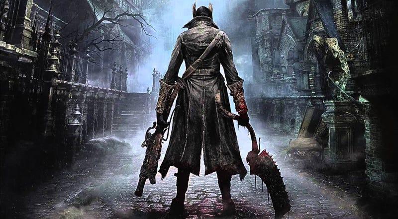 Illustration for article titled Bloodborne castiga sin piedad, pero no puedo dejar de jugarlo