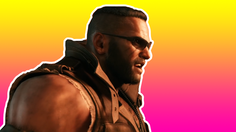 Illustration for article titled Fans Are Concerned About Barret's Voice In The Final Fantasy 7 Remake