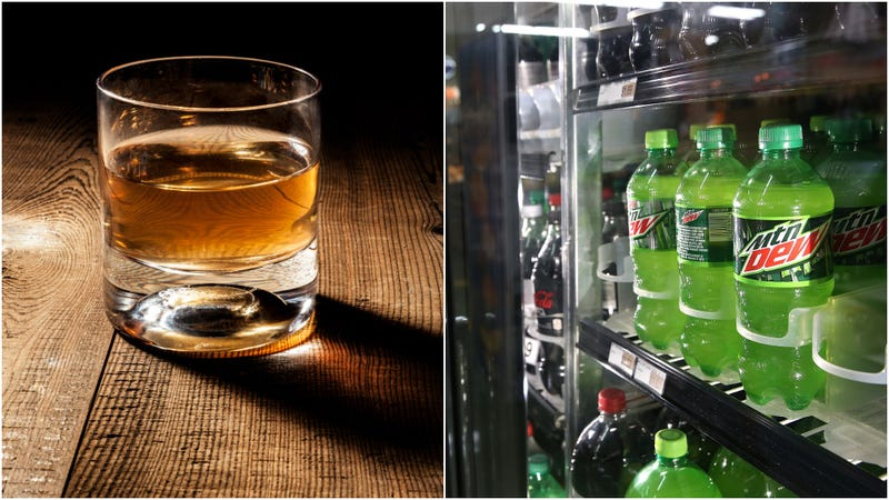 """Moonshine producer Ole Smoky battles PepsiCo over the term """"mountain dew"""""""