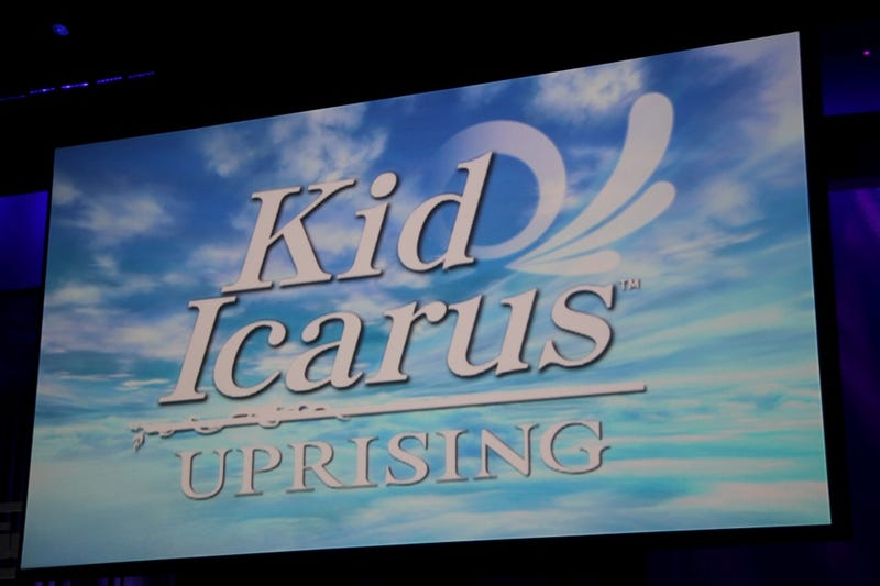 Illustration for article titled 3DS' Launch Title Will be Kid Icarus Uprising