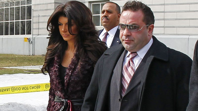 Illustration for article titled Teresa Giudice Pleads Guilty to Fraud, Facing Two Years in Prison