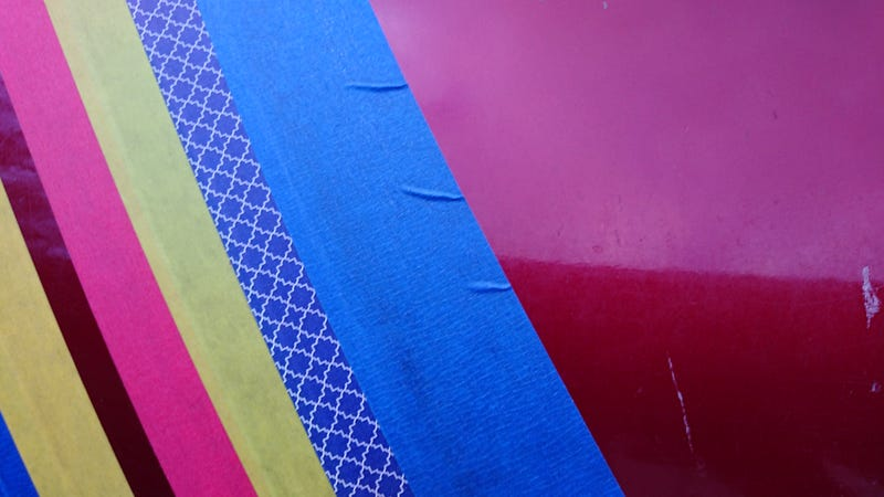 Illustration for article titled The last C&C is tomorrow, I have an ultra spectacular stripe.