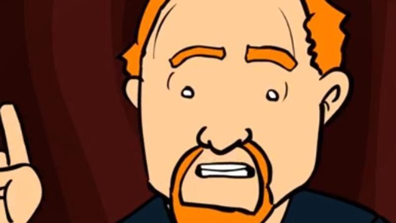 Louis C.K: Animated