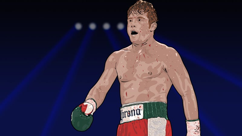 Illustration for article titled The Man Who Doesn't Exist: How Canelo Álvarez Became A Myth