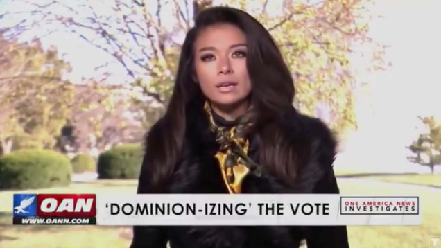 Dominion Voting Systems Sues Patrick Byrne, Newsmax, and OAN for $1.73 Billion Each